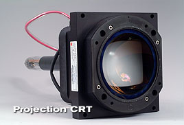 Projection CRT
